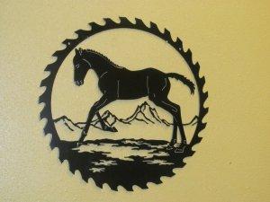 horse-saw-blade