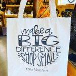 Star Metal Art Reusable Shopping Bag