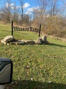 Wasson Ridge metal art