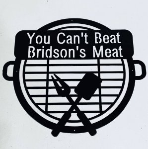 you can't beat bridson's meat