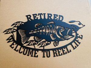 retired welcome to reel life