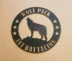 wolf pack 1st battalion